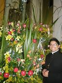 Padre Jorge Alves - Dir. Esp. Paroquial e Assistente Eclesiástico Diocesano do Terço dos Homens