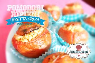 pomodori ripieni: ricetta greca.