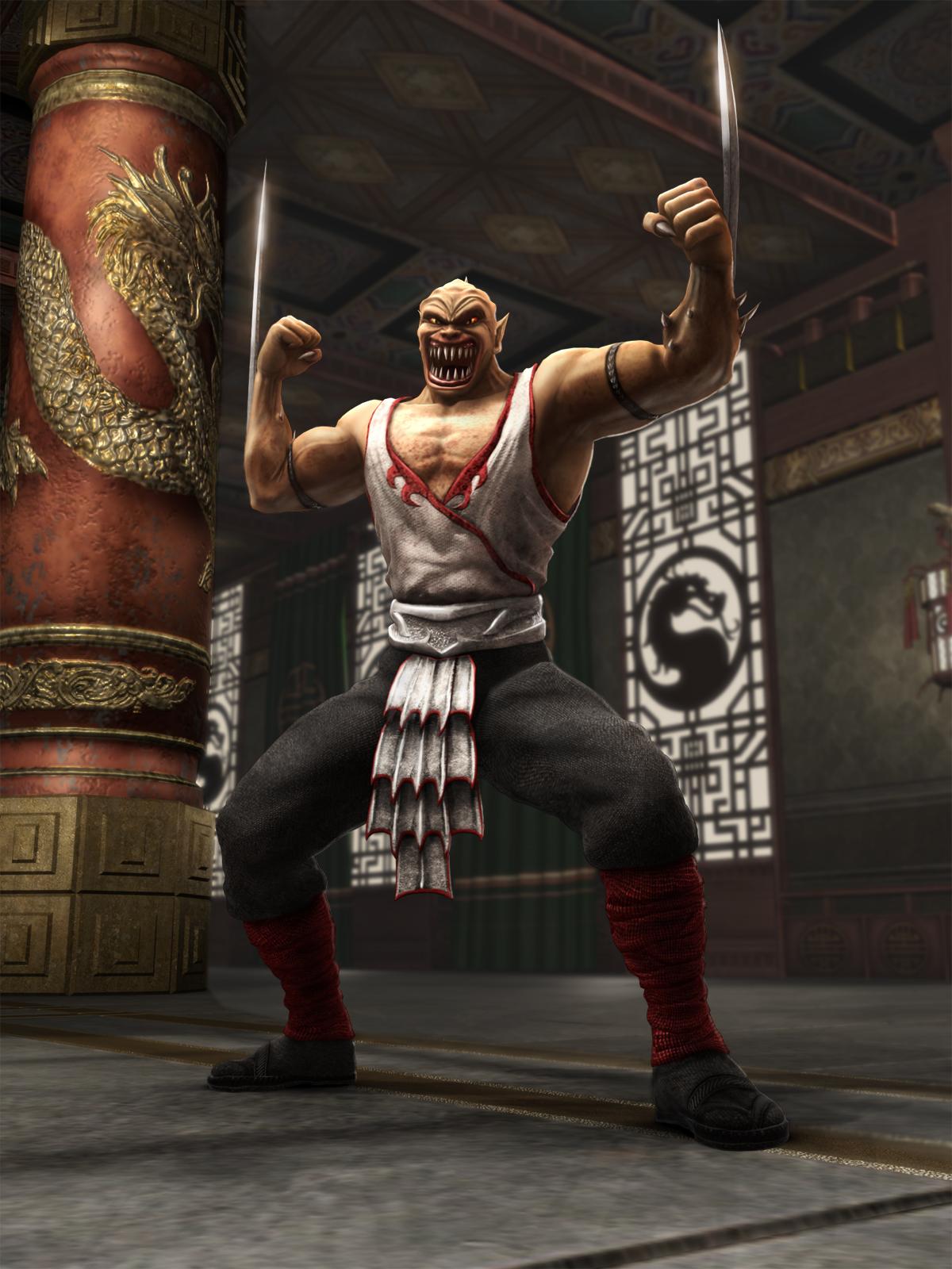 playstation 2 game world mortal kombat shaolin monks pt 3