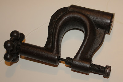 steampunk C-Clamp