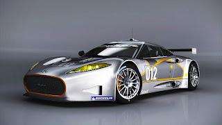 Spyker C8 Aileron GT Racer