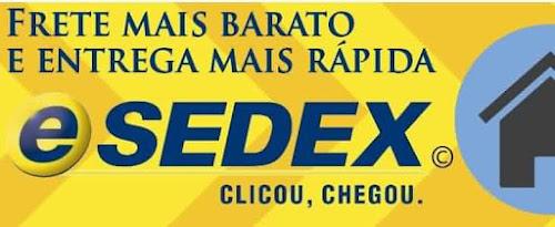 Chegou Entrega Por E-Sedex!