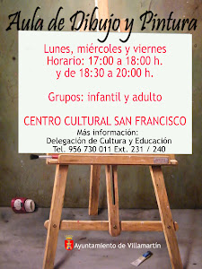 AULA DE DIBUJO Y PINTURA