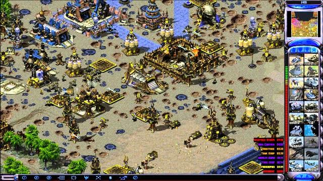 pc games command and conquer free
