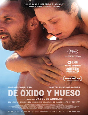 De óxido y hueso (2012) Online