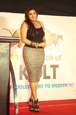 namitha black dress latest photos
