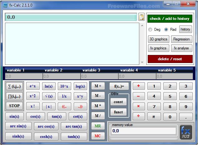 fx-Calc 3.2