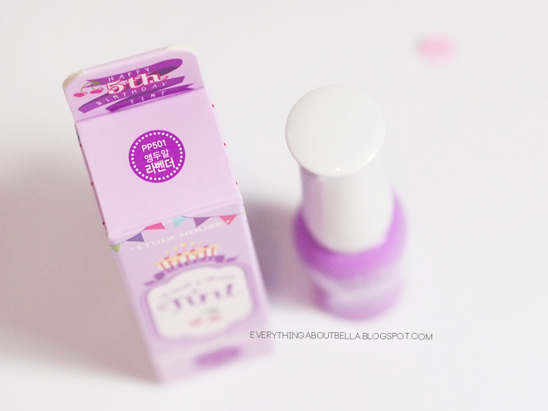 Etude House Fresh Cherry Tint PP501 Cherry Lavender
