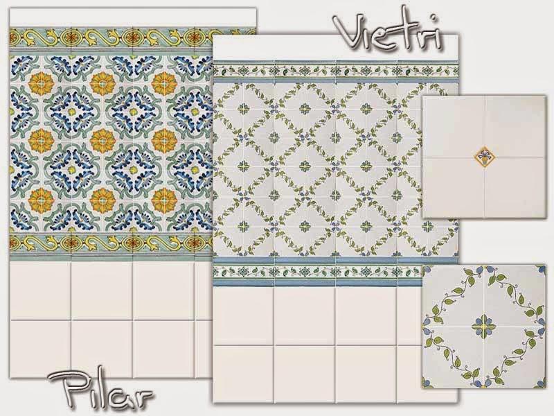 19-01-2015  Sims 4 Ceramica Vietri