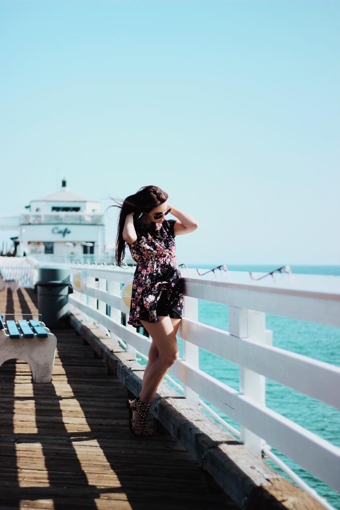 aimerose travel blog malibu