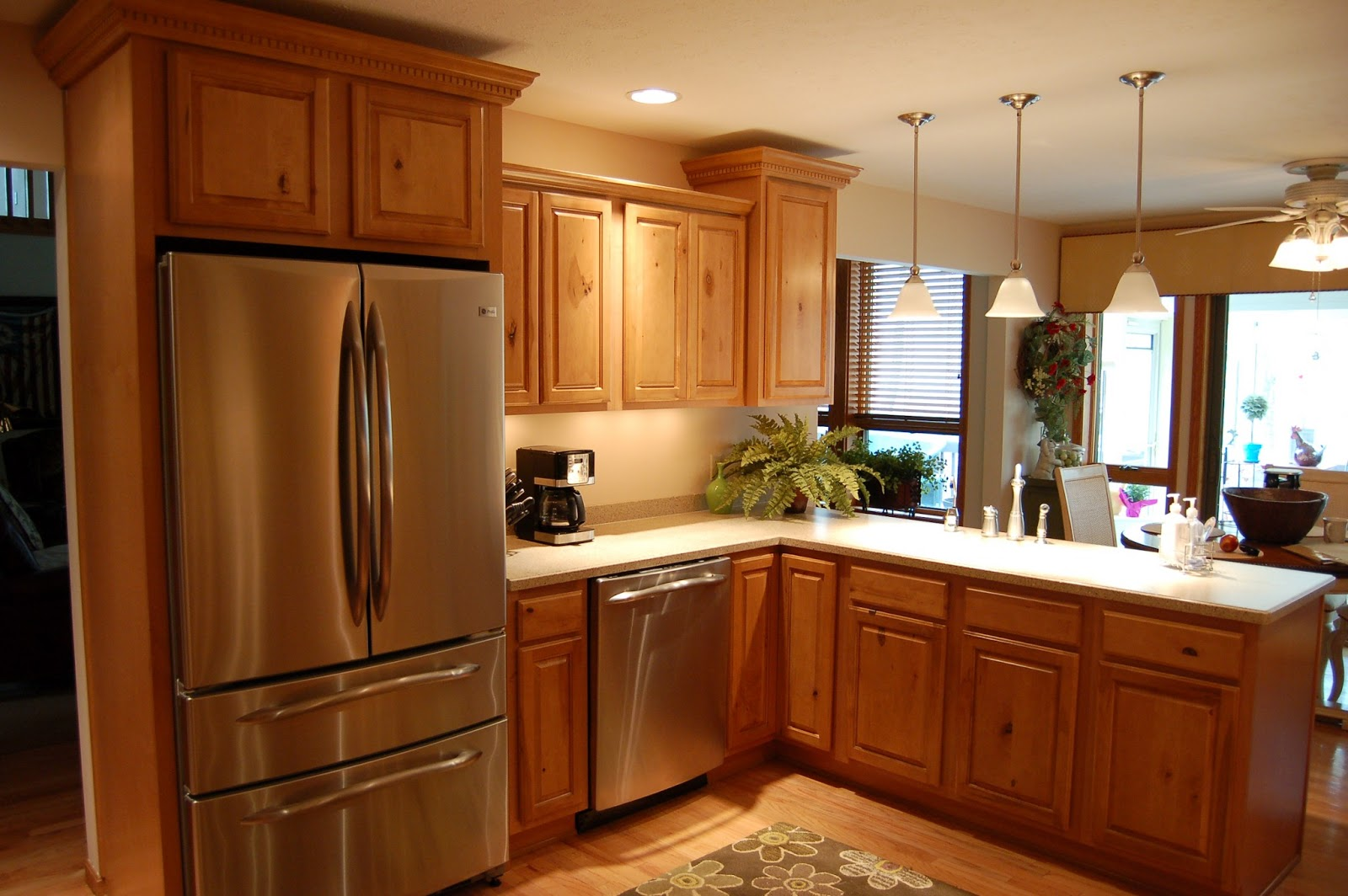 Chicago kitchen remodeling ideas kitchen remodeling chicago for Bathroom cabinet renovation ideas