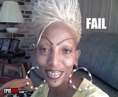 Worst Eyebrow Fails Ever Seen On www.coolpicturegallery.us