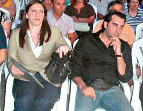 Η Ζωή Κωνσταντοπούλου, ο γάμος στα Λουτρά Αιδηψού και οι διευκρινίσεις για τον σύζυγό της! (ΦΩΤΟ)