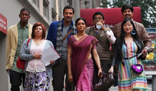 English Vinglish promotional still Crossroads International Film Festival