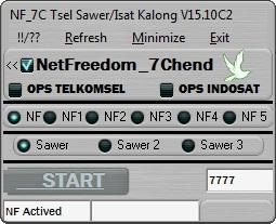 Inject Telkomsel Indosat NF_7C 02 Desember 2015