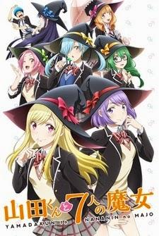 Yamada Và 7 Phù Thủy Anime
