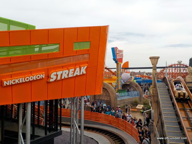 Nickelodeon Streak