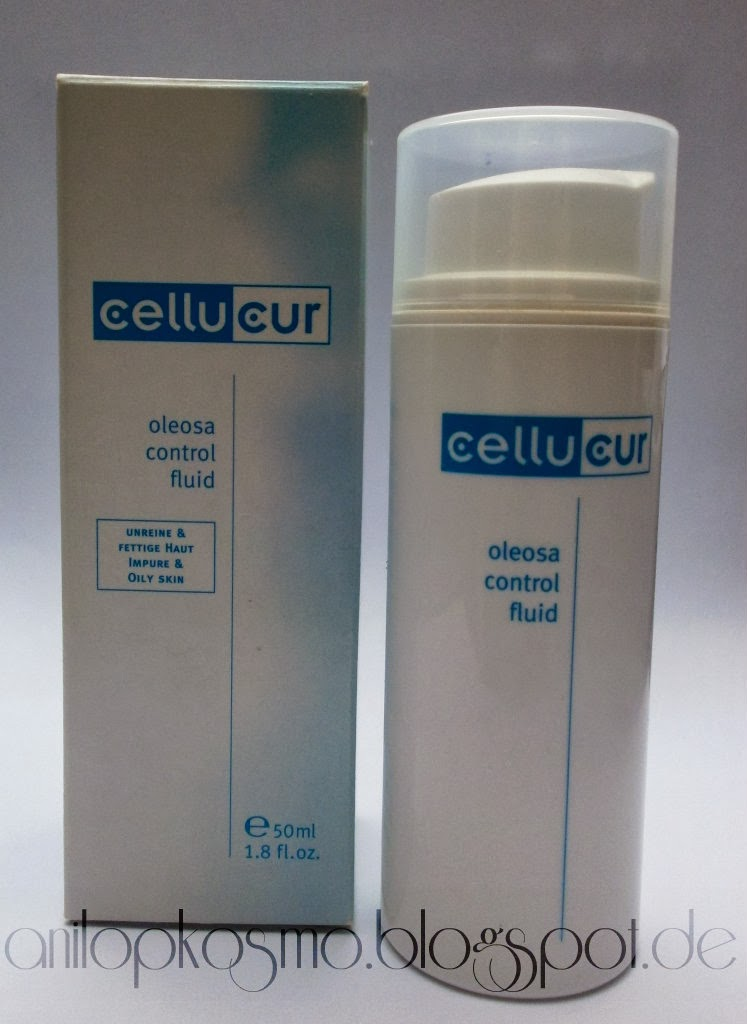 Cellucur Oleosa Control Fluid отзывы