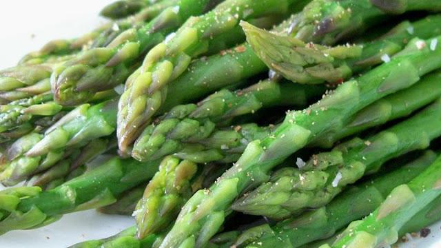 asparagus iron