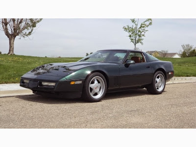 1990 Corvette Callaway at Purifoy Chevrolet