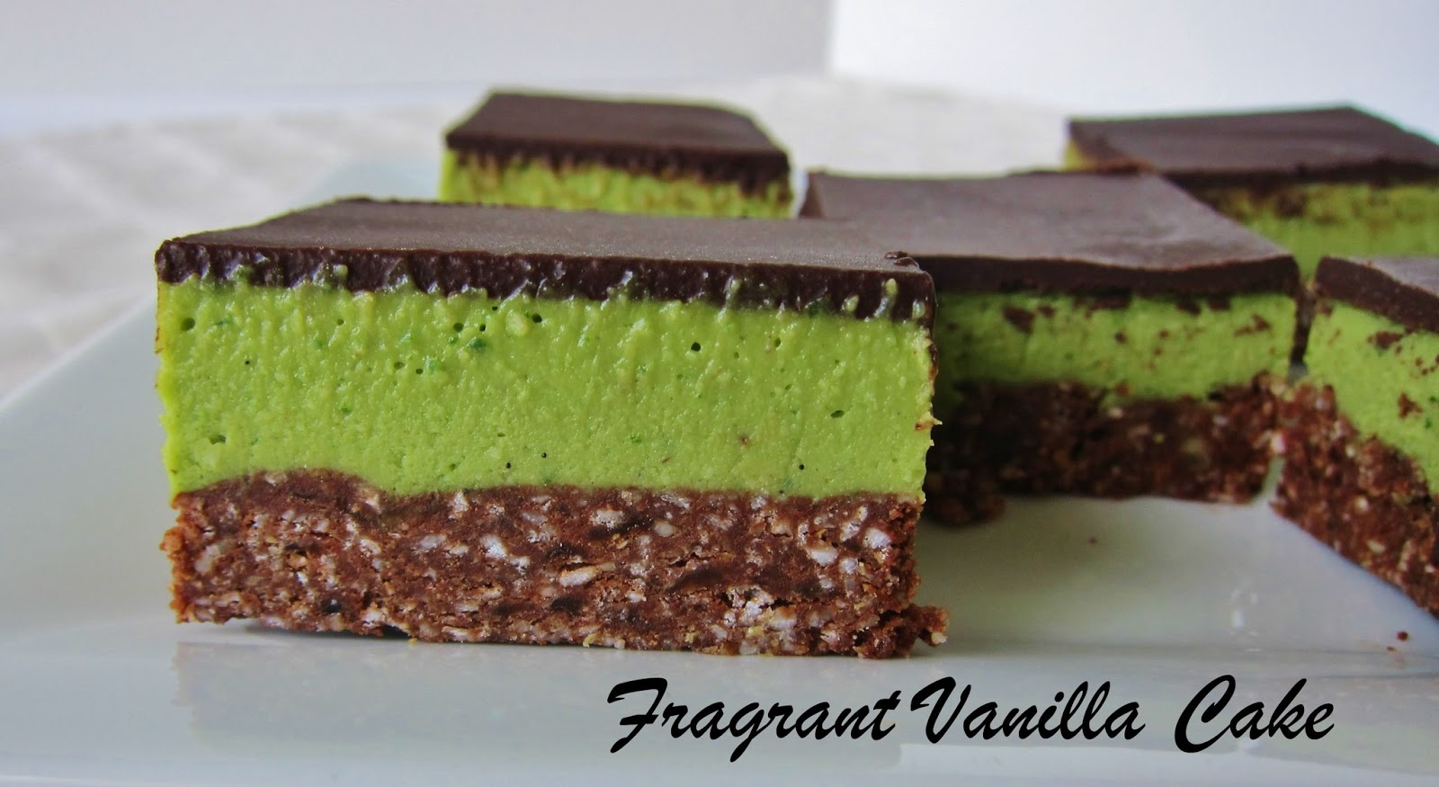 Grasshopper Bars Recipes — Dishmaps