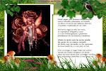 REGALO PRECIOSO Y APRECIADO DE GLORIA Y SANDY!!GRACIAS POR EXISTIR EN MI !!