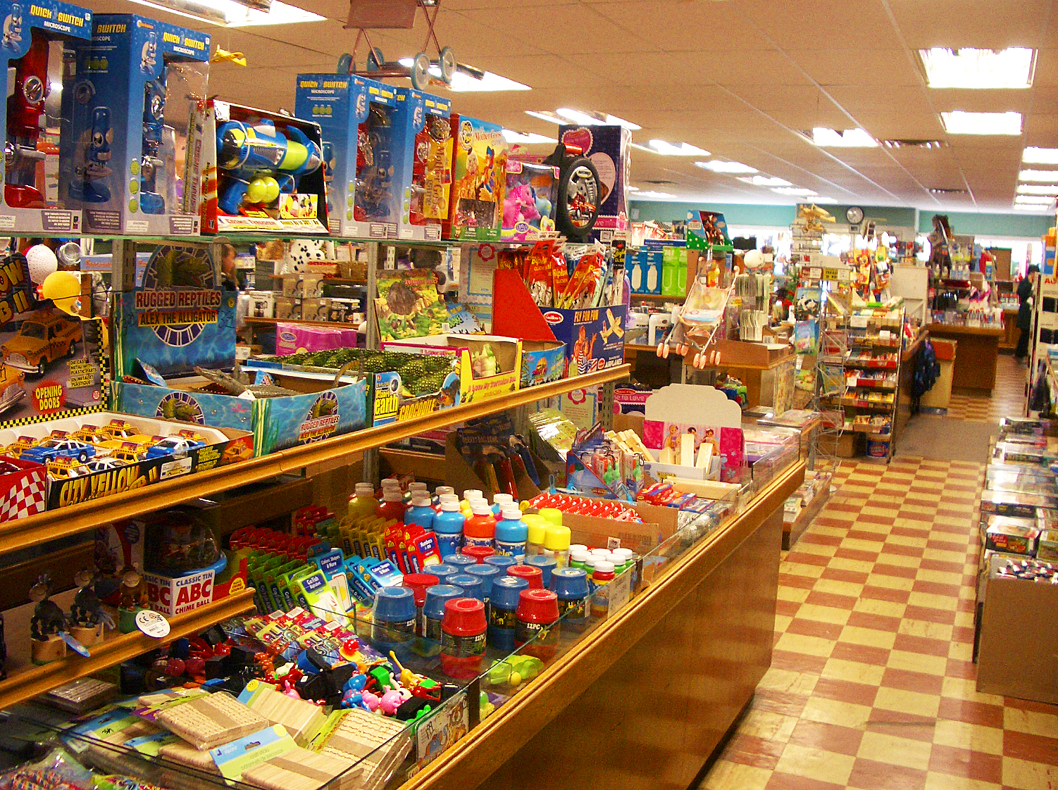 Like The 5 Dime Stores Of The Past A L Stickle Is Stocked With A Little Bit Of Everything Kitchenware Notions Yarn Hardware Toiletries