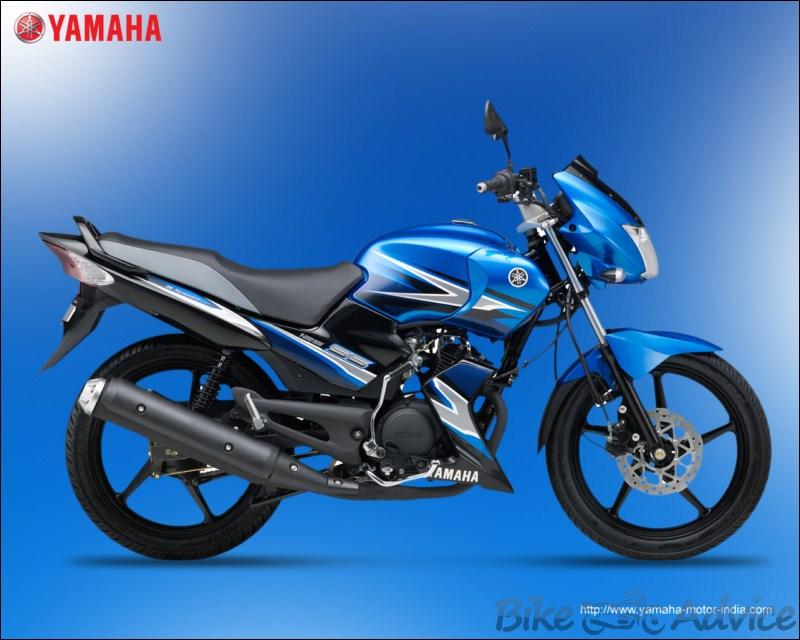 Alba Yamaha Bike