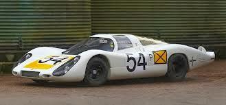 Porsche Racecar Vintage