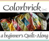 Colorbrick Quiltalong