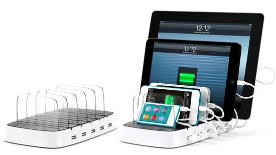 Power Dock 5 - A Family Charging Station