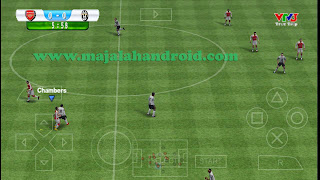 Game PES2015 Galaxy 11 Patch By Longday V2 PSP