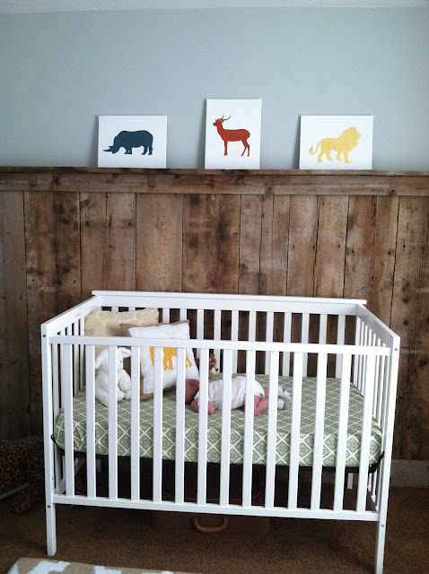 cute nursery ideas, DIY canvas art
