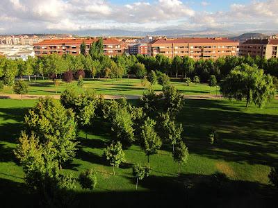 San Miguel park in Logroño