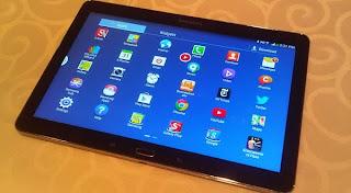 Spesifikasi Galaxy Note 10.1 Tahun 2014 Terungkap