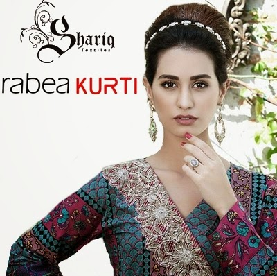 Rabea Kurti Collection 2014 for Winter