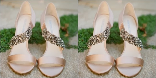 Beautiful Wedding Shoes in Classic Colors