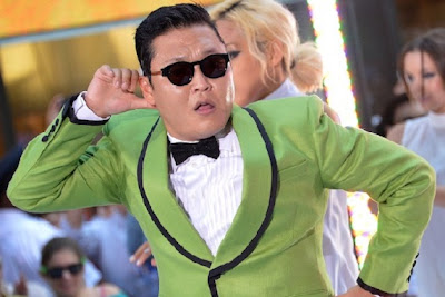 South Korean megastar PSY