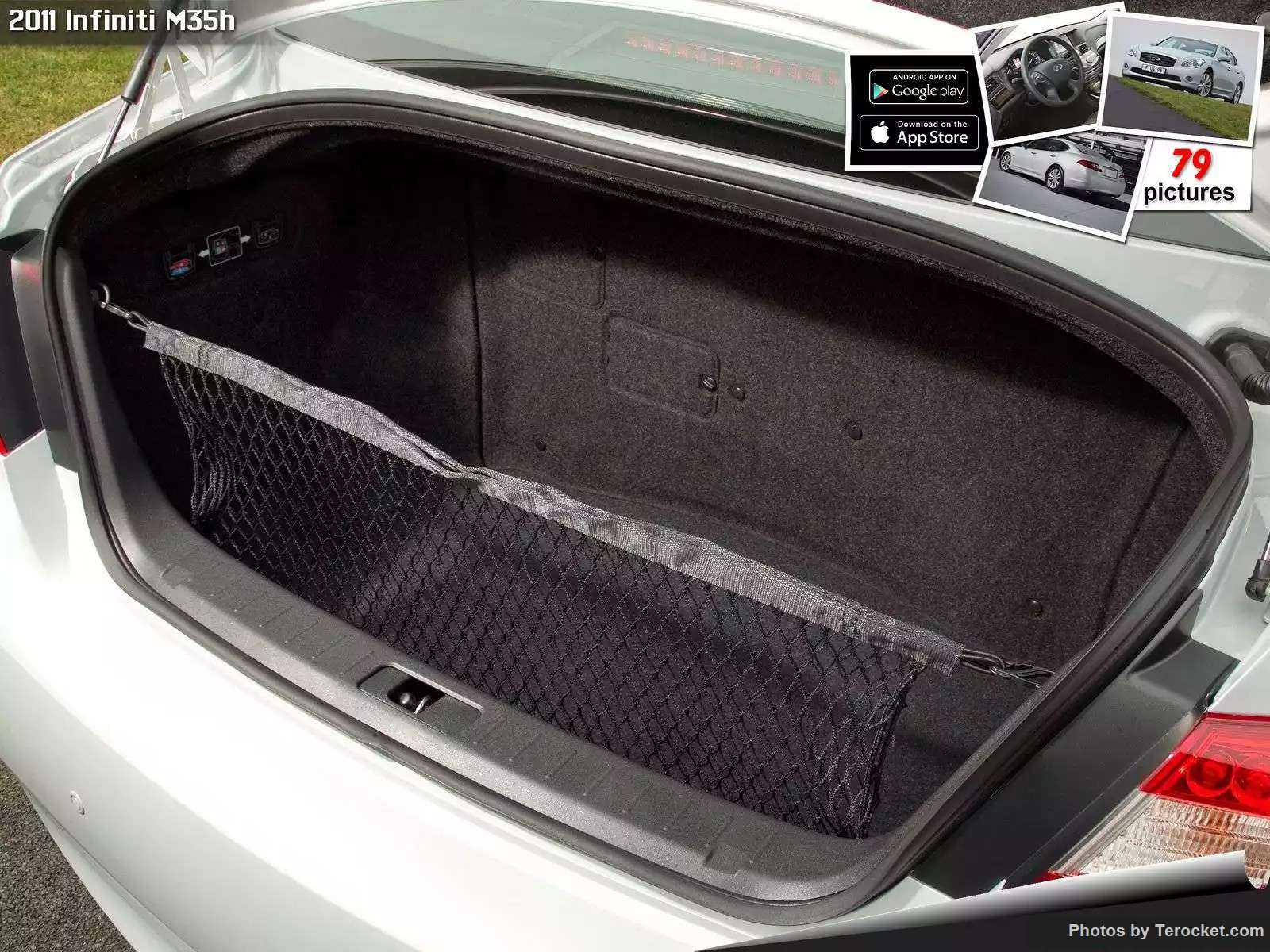 Hình ảnh xe ô tô Infiniti M35h 2011 & nội ngoại thất