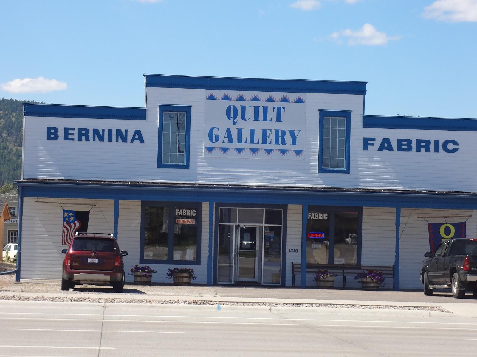 Weyburn Crocus Quilters: Visiting Quilt Shops in MT : quilt shops in montana - Adamdwight.com