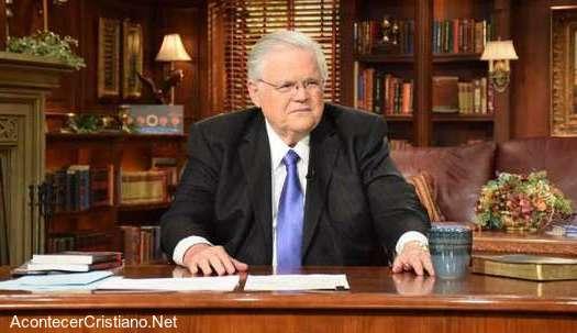 Pastor John Hagee y los Diez Mandamientos