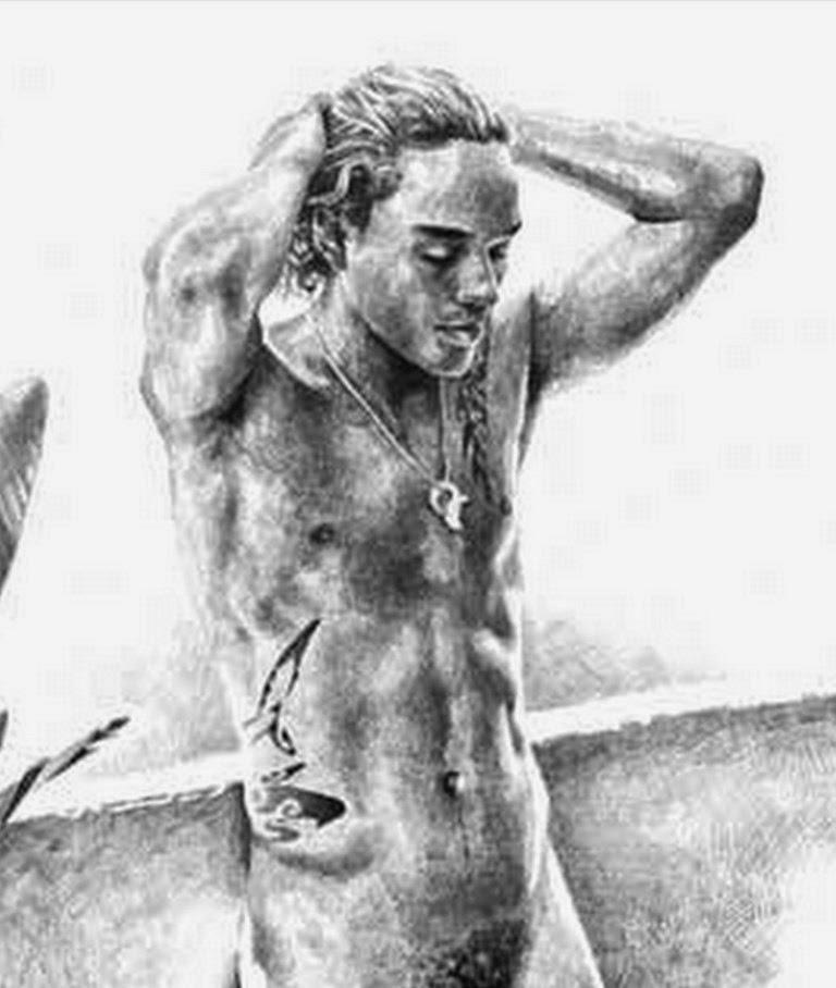 dibujos-masculinos-a-lapiz