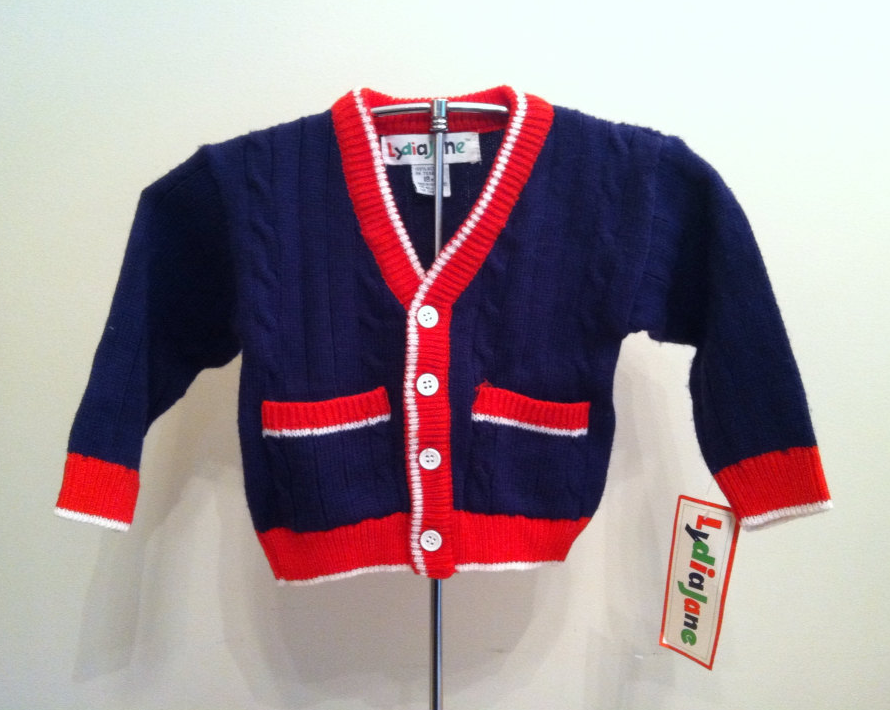 vintage kid's sweater #vintage #kids #children