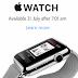 Apple Watch será lançado na Nova Zelândia no dia 31 de julho