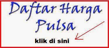 Daftra Harga Pulsa Murah Bandung