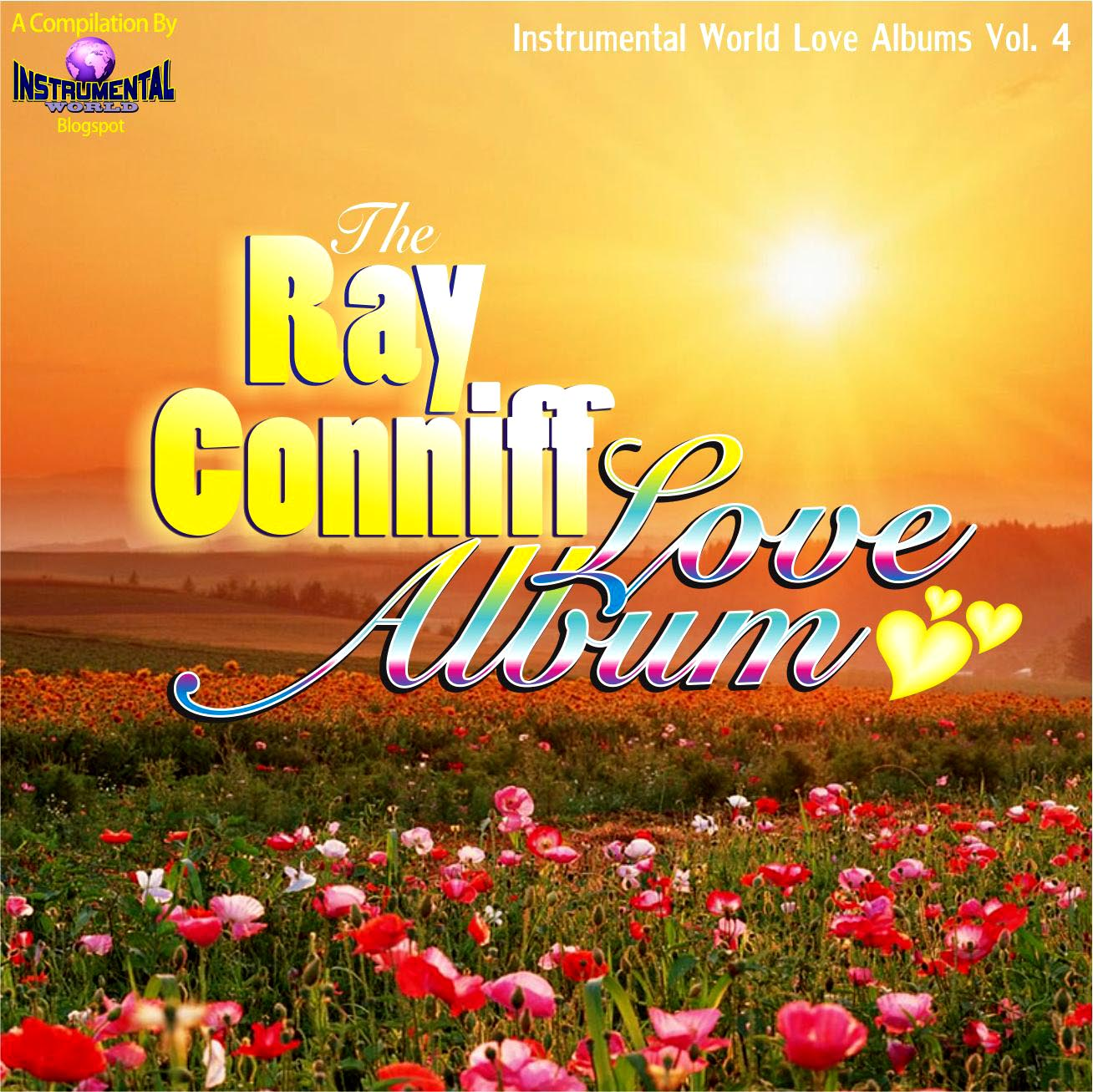 cd Instrumental World Love Album Vol.4  R. connif The+Love+Album+4