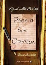 "Co-Autora na Antologia de Poesia ""Poesia sem Gavetas"" - Pastelaria Studios"