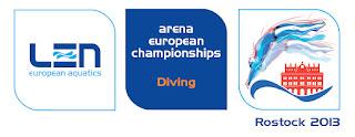 SALTOS DE TRAMPOLÍN-Campeonato de Europa 2013 Rostock (Alemania)