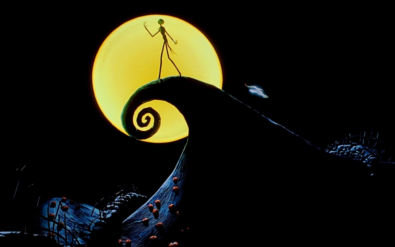 Motion Graphics Animation The Nightmare Before Christmas