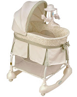 Kolcraft portable crib